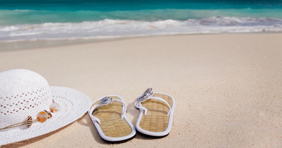 Wellness und Erholung durch Reisen